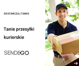 Broker kurierski Sendego.pl